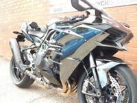 2017 KAWASAKI NINJA H2 ZX1000 MOTORCYCLE