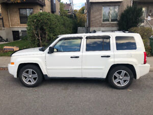 Jeep Patriot Limeted