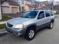 2002 Mazda Tribute - CERTIFIED -ETESTED