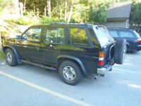 1993 Nissan Pathfinder XE Other