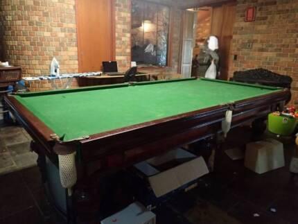 URGENT Astra Billiard Pool Table