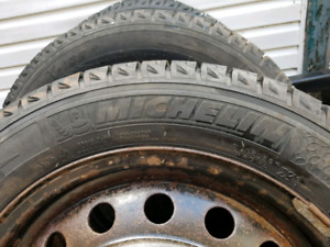 4 Michelin X-ICE 205/55R16 (91T)