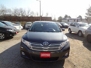 *Reduced* 2011 Toyota Venza SUV (Accident Free, Low Mileage)