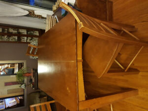 Bar Height Dining Room Table For Sale