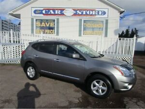 2013 Nissan Rogue S AWD PREMIUM PKG SUNROOF CRUISE AIR ALLOYS!!