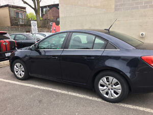 2014 CHEVY CRUZE SEDAN IN GREAT CONDITION