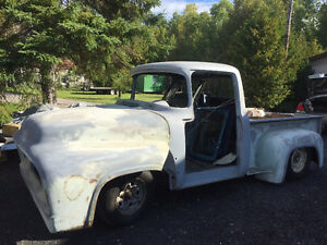 1956 ford truck project