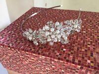 Swarovski crystal tiara