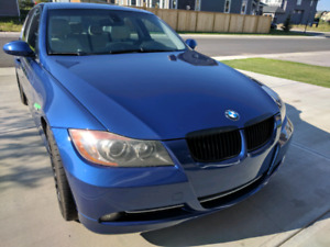 2007 BMW 335i Sport Package - 6spd Manual