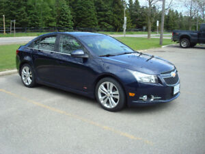 2011 Chevrolet Cruze LT (RS) - Certified/ E-tested