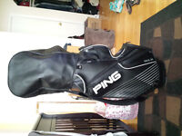 Priced to sell Mens RH Clubs & Bag