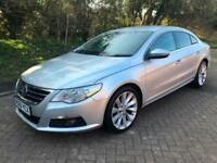Volkswagen Passat CC 2.0TDI CR ( 170ps ) GT DIESEL FULL SERVICE AND MOT