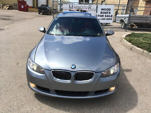 2009 BMW 335i Twin-Turbo Coupe (2 door) 68,200KM 3.0L