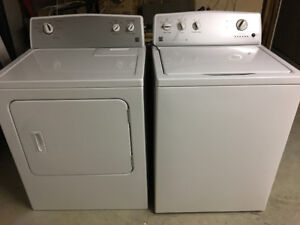 Kenmore Washer and dryer combo less than 4yrs old.