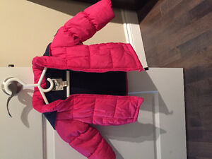 Pink Carter 2t winter jacket
