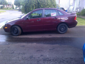 2007 Ford Focus SES Sedan $3800 OBO (Chateauguay)