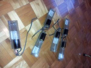 Lampes pour meuble ou dessous d'armoires de cuisine