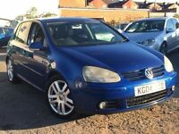 Volkswagen Golf GT 2.0 TDI 2004 + FULL SERVICE HISTORY + CAMBELT DONE + SUPERB CAR