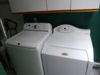 maytag washer and dryer 5 years old