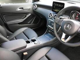 Mercedes-Benz A Class Diesel Hatchback Sport (grey) 2017-09-26