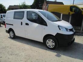 2015/65 Nissan NV200 1.5dCi 5 seater Acenta Combi Van