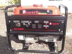 Génératrice à essence PowerG GT-1200C
