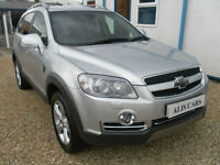 Chevrolet Captiva 2.0VCDi ( 150ps ) ( 7st ) LTZ 4x4 Estate