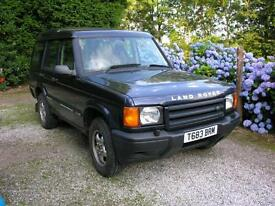 Land Rover Discovery 6 Speed Manual