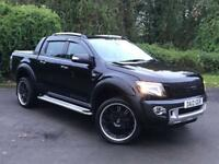 Ford Ranger 3.2 TDCi Wildtrak Double Cab Pickup 4x4 4dr (EU5) DIESEL 2012/12