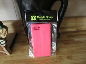 IPhone 7 double protrection case, pink; brand new