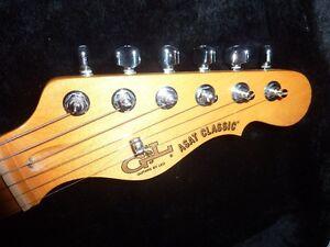 Guitare Télécaster  G&L Asat Saint-Hyacinthe Québec image 3