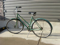 JOHN DEERE BIKES (3) - From the 1970's - PRICE REDUCED