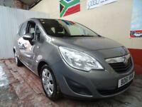 Vauxhall/Opel Meriva 1.7CDTi 16v ( 130ps ) ( a/c ) 2011.5MY Exclusiv