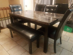 Living and Dining SETS - Artificial leather
