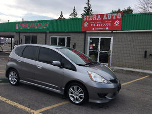 2009 Honda Fit SPORT**AUTO**NO ACCIDENTS**CERTIFIED**MINT***