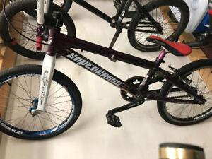 Supercross ENVY Pro BMX Race Bike