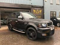 Land Rover Range Rover Sport 2.7TD V6 auto 2012 XCLUSIVE BLACK EDITION