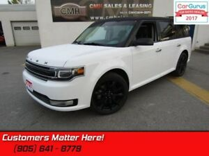 2016 Ford Flex Limited  AWD, NAVIGATION, SUNROOF, LEATHER, CAMER