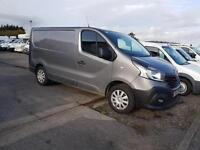 Renault Trafic 1.6dCi Low Roof Van SWB 120 Business NEW PRE REG EURO 6