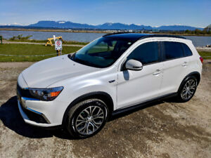 2016 Mitsubishi RVR GT AWC with LOW KMS