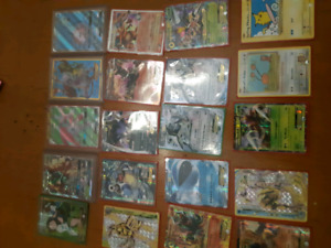Mint Condition Pokemon Cards