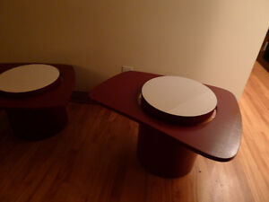 Coffee Table x 2 - Table Basse x 2