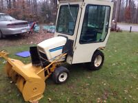 Cub cadet package