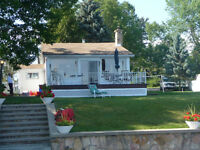 Cottage on the St. Lawrence River minutes from Gananoque