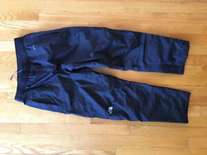 Pantalon imperméable Northface médium junior
