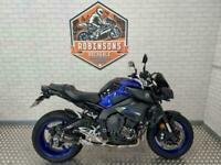 2019 Yamaha MT10 in blue. One owner machine.