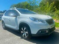 2014 Peugeot 2008 1.6 e-HDi Allure 5dr HATCHBACK Diesel Manual