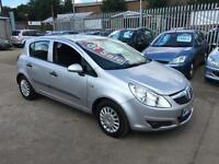 Vauxhall/Opel Corsa 1.0i 12v Life 2006/56 LOW MILES ONLY 51K + 12 MONTH MOT