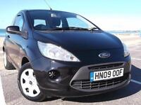 Ford Ka 1.2 Style 2009/09 ONLY 42,000 MILES ! NEW SHAPE ! ONLY £30 /YEAR R-TAX