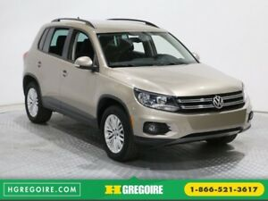 2015 Volkswagen Tiguan Special Edition 4MOTION MAGS A/C GR ELECT
